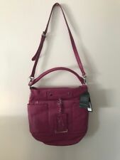 NWT Marc by Marc Jacobs Preppy Leather Hobo Bag Amethyst