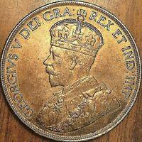 1936 CANADA SILVER DOLLAR COIN - Fantastic example!