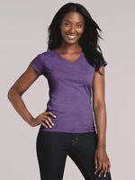Gildan - Softstyle Women's V-Neck T-Shirt - 64V00L