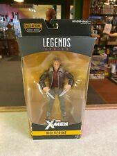 "Hasbro Marvel Legends 6"" Figure NIP NEW - BAF WARLOCK Series WOLVERINE OLD MAN"