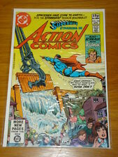 ACTION COMICS #518 DC NEAR MINT CONDITION SUPERMAN APRIL 1981