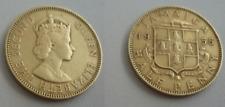 1/2 Penny 1955    Jamaika