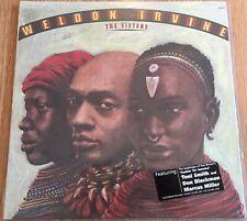 Weldon Irvine The Sisters LP SEALED ORIGINAL Saucerman Jazz Funk Breaks Nodlew