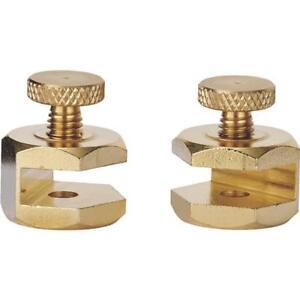 Milwaukee Empire Best High-Quality Performance Brass Stair Gauge (2-Pack)