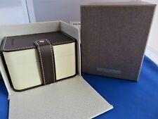 Outer Watch Box Original Oem Capeland Etc. Brand New Baume & Mercier Inner &