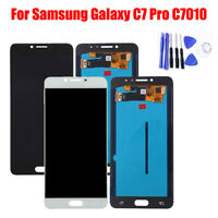 Original For Samsung Galaxy C7 Pro SM-C7010 LCD Display Touch Screen Digitizer
