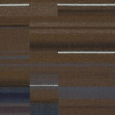 1 7/8 yds Maharam Hours Night Brown Wool Hella Jongerius Free Ship E302