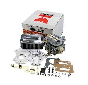 Weber Redline Kit Carburetor for Toyota Tercel 90 88 87 89 1990 1988 1987 1989