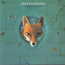 STEELEYE SPAN – TEMPTED AND TRIED (2001 UK REMASTERED FOLK/ROCK CD)