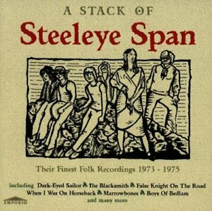 A Stack of Steeleye Span: Their Finest F CD Incredible Value and Free Shipping!