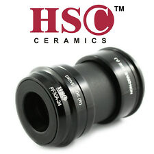 HSC PF30a-24 Ceramic Bottom Bracket-Convert Cannondale PF30a to Shimano Cranks