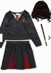Hermione Granger Fancy Dress Costume 5-12 Ans expédition rapide