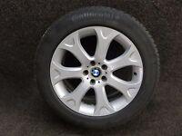 Orig. BMW X5 E70 + LCI Alufelge 9JX19 ET48 Komplettrad Winterreifen 6772244 GC3