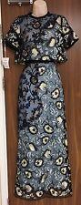 SELF-PORTRAIT Florentine Lace Maxi Dress - UK 8/US 4