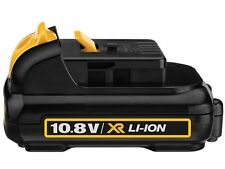 Genuine Dewalt DCB127 10.8v 2.0Ah li-ion xr batterie lithium-ion slide batterie
