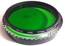 Hoya 77mm Green G (X1) Enhancing Glass Lens Filter 77 mm X1 Multi-Coated HMC X 1