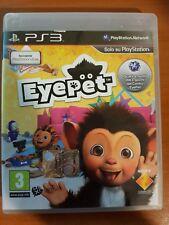EYEPET - PLAYSTATION 3 PS3 USATO