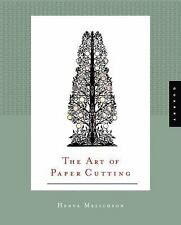 The Art of Paper Cutting by Henya Melichson (2009, Paperback)