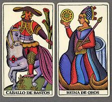 TAROT ESPAÑOL - SPANISH TAROT  - NUEVA SELLADA EN CAJA.