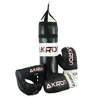ROAR Kids Punching Bag MMA Boxing Set Kids Punch Training set With Gloves Kids