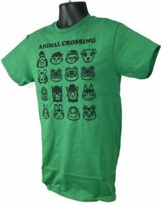 Animal Crossing Villagers - Officially Licensed T-Shirt