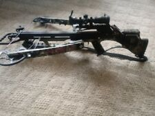 Scorpyd Orion Extreme 165 crossbow w/Accudraw and 6 bolts.