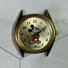 Vintage LORUS MICKEY MOUSE Disney Quartz Wrist Watch