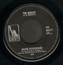 "JACKIE DESHANNON ‎– The Weight (RARE DUTCH 1968 VINYL SINGLE 7"")"