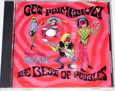 Get Primitive! The Best Of Pebbles (Rare 60's Garage CD Album) The Fuzztones