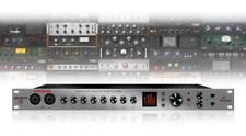 Antelope Audio Discrete 8 Console-grade microphone preamp Thunderbolt Interface