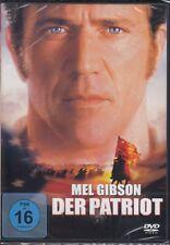 Der Patriot - Mel Gibson  Heath Ledger  DVD/NEU/OVP