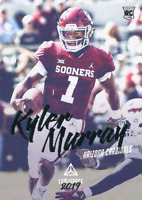 Kyler Murray 2019 Panini Luminance Rookie Card