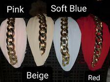 Women Fashion Chain Headband Hair Accessories