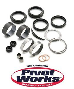 KIT REVISIONE FORCELLA COMPLETO   SUZUKI DR-Z 400 E 2000 - 2005  PIVOT WORKS