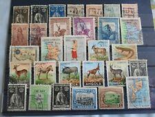 Lot timbres portugal colonies ,angola et mozambique