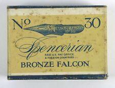 Sealed No. 30 Spencerian Bronze Falcon Nibs 1 Gross (144)