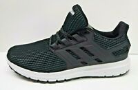 Adidas Size 10.5 Black Running Sneakers New Mens Shoes