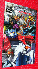 Transformers Armada #1  comic 2002 Dreamwave
