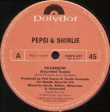 PEPSI & SHIRLIE - Heartache - Polydor