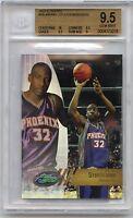 2002-03 E-TOPPS #58 AMARE STOUDEMIRE ROOKIE CARD RC SUNS KNICKS - BGS 9.5 GEM MT