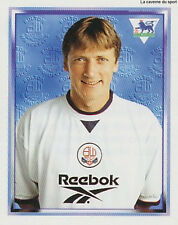 N°110 JIMMY PHILLIPS BOLTON WANDERERS STICKER MERLIN PREMIER LEAGUE 1998