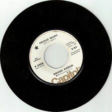 BRUSH ARBOR  (Proud Mary)  Capitol 3468 = PROMOTIONAL record