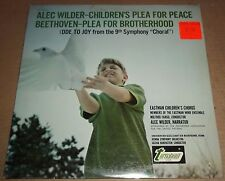 ALEC WILDER Children's Plea for Peace BEETHOVEN - Turnabout TV-S 34413 SEALED