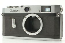 *Near Mint* Canon P 35mm Rangefinder Film Camera Body from JAPAN#21-130