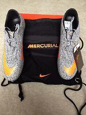 Nike Mercurial Vapor VI CR7 Safari FG Soccer Cleats Sz 12 Ronaldo 396125-180