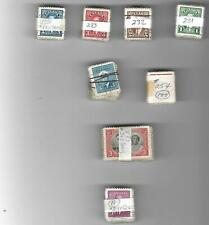 Bundles used of King George VI