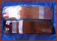 PORSCHE 911 - 2 PLASTICHE FANALI POST Rear Lenses