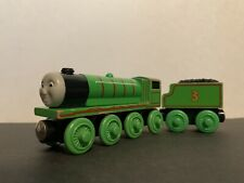 Henry & Tender #3 - Thomas The Tank & Friends Wooden Railway Trains