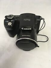Canon PowerShot SX500 IS 16.0MP Digital Camera - Black #0499