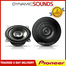 "Pioneer 360 Watts 4"" Inch 10 cm Dual Cone Car Front or Rear Door / Dash Speakers"
